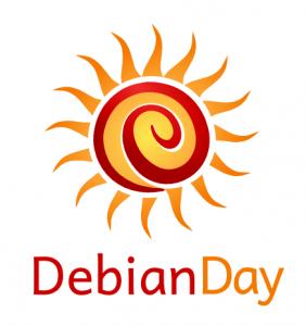 Logo Día Debian